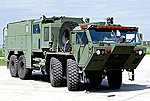 M1142 Tactical Fire Fighting Truck -- HO Scale Model Roadway Vehicle -- #87150