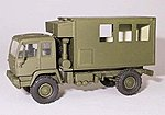 M1079 LMTV Mobile Shop Van -- HO Scale Model Railroad Vehicle -- #90224
