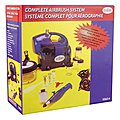 ULTIMATE AIRBRUSH SET W/COMPRE