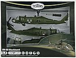 UH-60 Black Hawk -- Plastic Model Helicopter Kit -- 1/60 Scale -- #650026