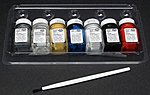 Hobby Enamel Kit Small -- Hobby and Model Paint Set -- #9115