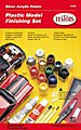 Gloss Acrylic Paint Finishing Kit -- Hobby and Model Paint Set -- #9163