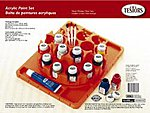 Acrylic Finishing Kit Carousel -- Hobby and Model Paint Set -- #9178