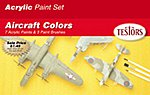 Acrylic Aircraft Finishing Kit -- Hobby and Model Paint Set -- #9188