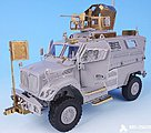 1/35 MRAP 4x4 Detail-Up Set for KIN (D)