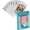 Playing Cards Plastic Coated -- Card Game -- #4817