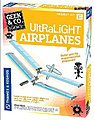 Geek & Co Science Ultralight Airplane Kit -- Educational Science Kit -- #550014