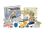 Remote Control Machines Science Construction Kit -- Educational Science Kit -- #555004