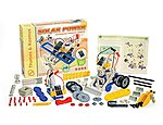 Solar Power Science Construction Kit -- Educational Science Kit -- #555006