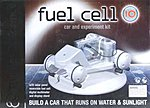 Fuel Cell 10 Car & Experiment Kit -- Solar Science Kit -- #620318