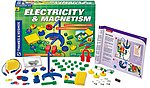 Electricity & Magnetism Experiment Kit -- Science Experiment Kit -- #620417