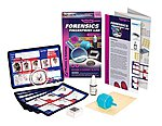 Forensics Fingerprint Lab Experiment Kit -- Science Experiment Kit -- #658410