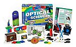 Optical Science & Art Experiment Kit -- Science Experiment Kit -- #665005