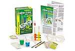 Chem C100 Test Lab Experiment Kit -- Chemistry Kit -- #713164