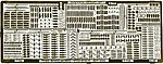 USS Enterprise Aircraft Detail Set #1 -- Plastic Model Ship Accessory -- 1/350 Scale -- #3525