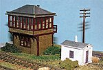 East Stroudsburg Tower - N-Scale