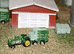 Farm detail set - Z-Scale