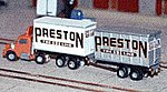 20' Trailer or Containers with 5 Different Decal Sets -- Z Scale Model Railroad Vehicle -- #30014