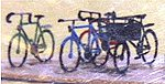 Bicycles 8/ - N-Scale (8)