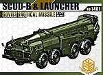1/72 Scud-B & Launcher Soviet Tactical Missile