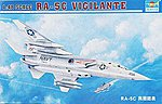 RA5C Vigilante Aircraft -- Plastic Model Airplane Kit -- 1/48 Scale -- #02809