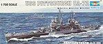'44 USS Pittsburgh CA-72 Cruiser -- Plastic Model Military Ship Kit -- 1/700 Scale -- #05726