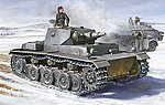 German VK3001(H) PzKpfw IV Ausf A Panzer Medium Tank -- Plastic Model Kit -- 1/35 Scale -- #1515