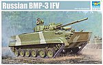Russian BMP-3 Infantry Fighting Vehicle -- Plastic Model Military Kit -- 1/35 Scale -- #1528