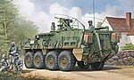M1135 Stryker NBC RV -- Plastic Model Military Kit -- 1/35 Scale -- #1560