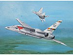 RA5C Vigilante Aircraft -- Plastic Model Airplane Kit -- 1/72 Scale -- #1616
