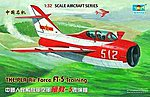 Shenyang FT5 Trainer 2-Seater Fighter -- Plastic Model Airplane Kit -- 1/32 Scale -- #2203