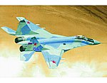 Mig29M Fulcrum Russian Fighter Aircraft -- Plastic Model Airplane Kit -- 1/32 Scale -- #2238