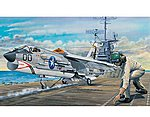 F8J Crusader US Navy Fighter Aircraft -- Plastic Model Airplane Kit -- 1/32 Scale -- #2273