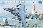 RAF Harrier GR Mk 7 Attack Aircraft -- Plastic Model Airplane Kit -- 1/32 Scale -- #2287