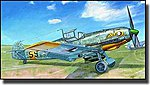 Messerschmitt Bf109E7 German Fighter/Bomber -- Plastic Model Airplane Kit -- 1/32 Scale -- #2291