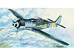 Focke Wulf Fw-190D-9 -- Plastic Model Airplane Kit -- 1/24 Scale -- #2411