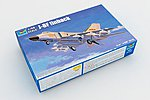 PLA J-8IIF Chinese Fighter Aircrraft -- Plastic Model Airplane Kit -- 1/48 Scale -- #2847
