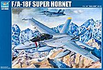 F/A18F Super Hornet Fighter Aircraft -- Plastic Model Airplane Kit -- 1/32 Scale -- #3205