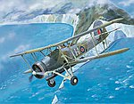 Fairey Swordfish Mk I WWII Biplane Aircraft -- Plastic Model Airplane Kit -- 1/32 Scale -- #3207