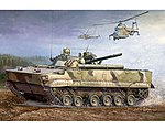 Russian BMP3 Motorized Infantry Combat Vehicle -- Plastic Model Military Kit -- 1/35 Scale -- #364