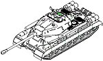 Soviet JS-4 Heavy Tank -- Plastic Model Military Vehicle -- 1/35 Scale -- #5573