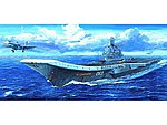 Admiral Kuznetsov Russian Aircraft Carrier -- Plastic Model Military Ship -- 1/700 Scale -- #5713