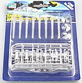 German Bismarck Battleship Upgrade Set for #3702 -- Plastic Model Ship Accessory -- 1/200 -- #6627