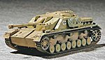 German Sturmgeschutz IV Tank -- Plastic Model Military Vehicle -- 1/72 Scale -- #7261