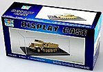 Showcase for 1/43, Small 1/35 & Large 1/72 Military -- Plastic Model Display Case -- #9815