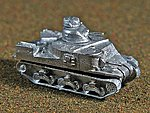 WW2 US M3 Lee Tank 2/ - N-Scale (2)
