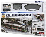 Operating Bus System Starter Set (Set A) -- N Scale Model Railroad Road Accessory -- #228233