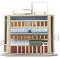 Take a Break Coffee/Debs Diner Kit -- N Scale Model Railroad Building -- #258087