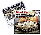 Desert War Zenith Transformation Pro Paint Set -- Hobby and Model Paint -- #71153
