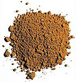 Dark Yellow Ocre Pigment Powder (30ml) -- Paint Pigment -- #73103